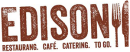 Restaurang Edison logo