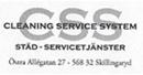CSS Städ - Servicetjänster logo