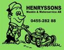 Henryssons Maskin & Motorservice AB logo