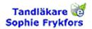 Tandläkare Sophie Frykfors logo