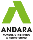 Andara Bemanning logo