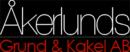 Åkerlunds Grund & Kakel AB logo