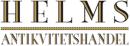Helms Antikvitetshandel logo