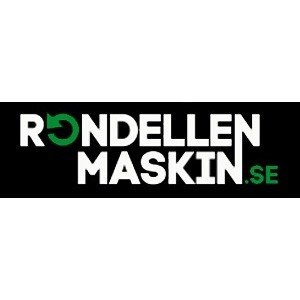 Rondellen Maskin logo