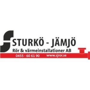 Sturkö Jämjö Rör & Värmeinstallationer logo