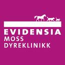 Evidensia Moss Dyreklinikk logo