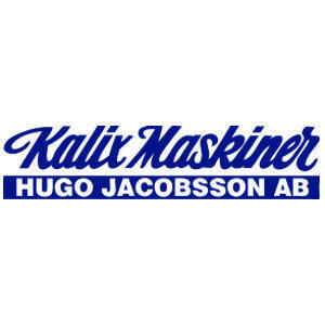 Kalix Maskiner, Hugo Jacobsson AB logo