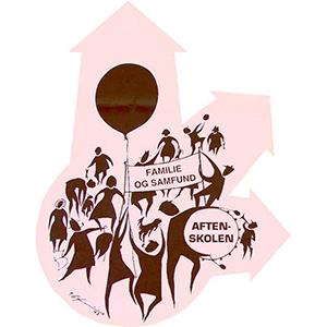 Familie & Samfunds Aftenskole Værløse logo