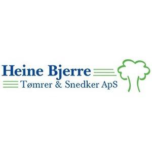 Heine Bjerre, Tømrer Og Snedker ApS logo
