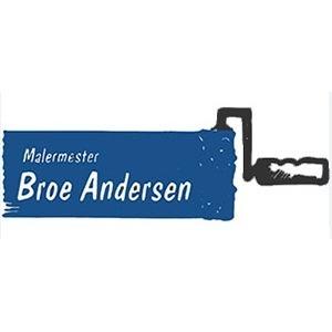 Malermester Jens Broe Andersen logo