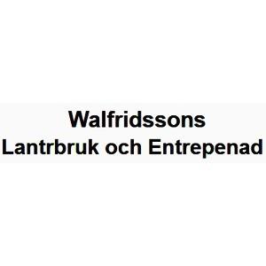 Walfridssons Lantbruk & Entreprenad logo