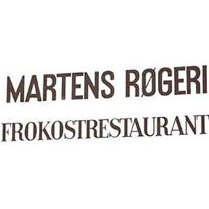 Martens Røgeri og Frokostrestaurant logo