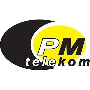 PM Telekom AB logo