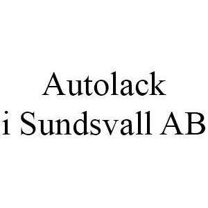 Autolack i Sundsvall AB logo