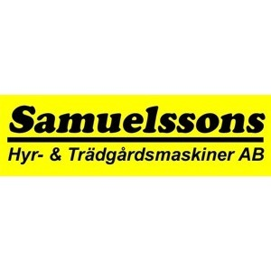 Samuelssons Hyr- & Trädgårdsmaskiner AB logo