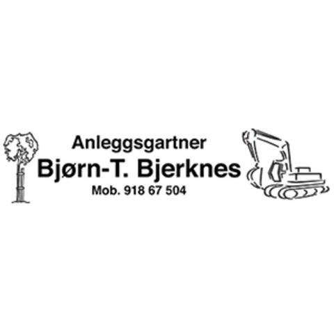 Anleggsgartner Bjørn T Bjerknes AS logo