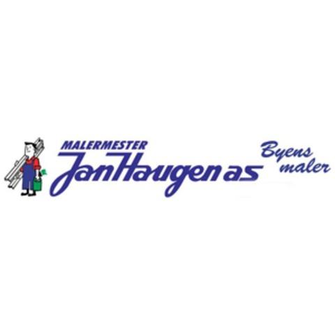 Malermester Jan Haugen AS logo