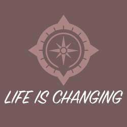 Life Is Changing logo