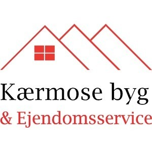 Kærmose Byg & Ejendomsservice logo