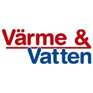 Värme & Vatten Svenstavik logo