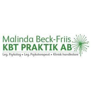 Malinda Beck-Friis KBTpraktik AB logo
