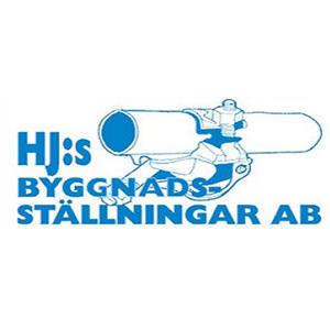 Hj:s Byggnadsställningar AB logo