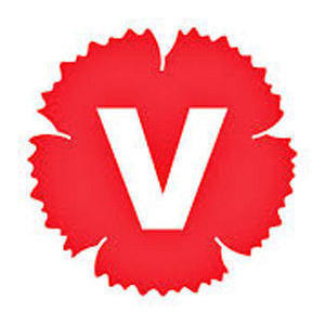 Vänsterpartiet Storstockholm logo