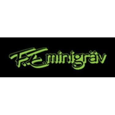Fe Minigräv AB logo