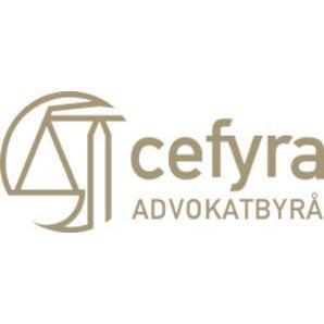 Cefyra Advokatbyrå logo