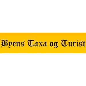 Byens Taxi og Turist logo