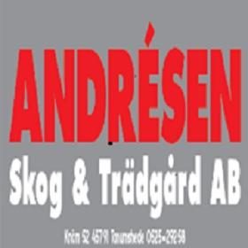 Andrésens Skog & Trädgård - HUSQVARNA logo