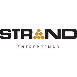 Strand Entreprenad logo