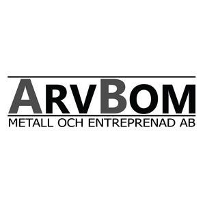 Arvbom Metall och Entreprenad logo