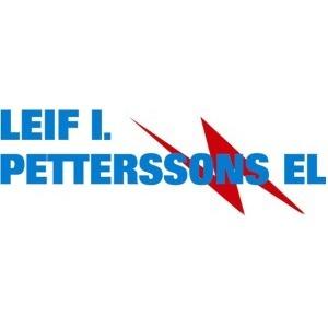 Pettersson El AB, Leif logo