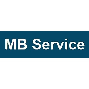 MB SERVICE logo