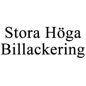 Stora Höga Billackering AB logo