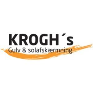 Krogh's Gulv & Solafskærmning logo