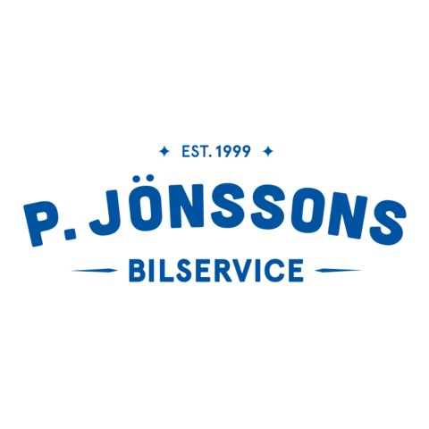 P. Jönssons Bilservice AB logo
