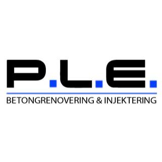 P.L.E. Betongrenovering & Injektering AB logo