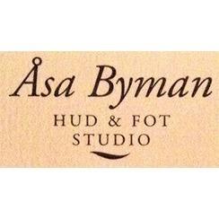 Åsa Byman Hud & Fot Studio AB logo