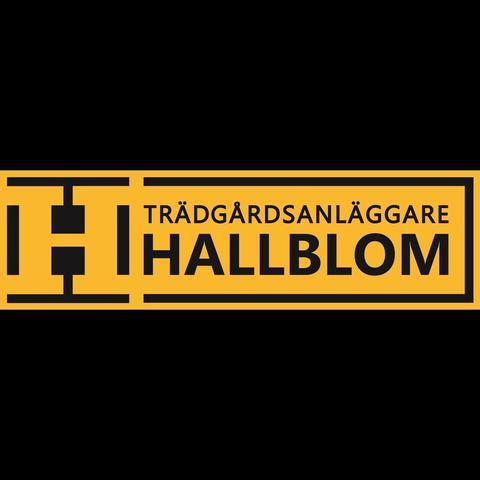 Trädgårdsanläggare Hallblom AB logo