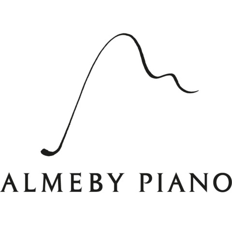 Almeby Piano logo