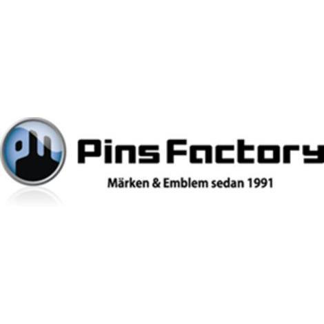 Pins Factory AB logo