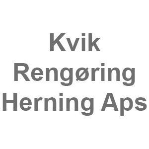 Kvik Rengøring Herning Aps logo