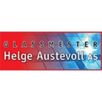 Glassmester Helge Austevoll AS logo