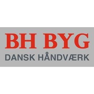 BH Byg logo