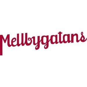 Mellbygatans ost & delikatesser logo