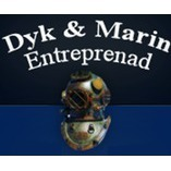 Dyk & Marin Entreprenad logo