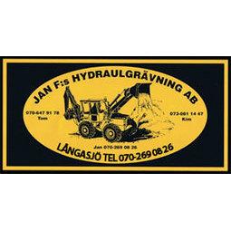 Jan Franssons Hydraulgrävning AB logo