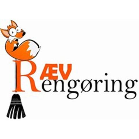 Ræv Rengøring logo